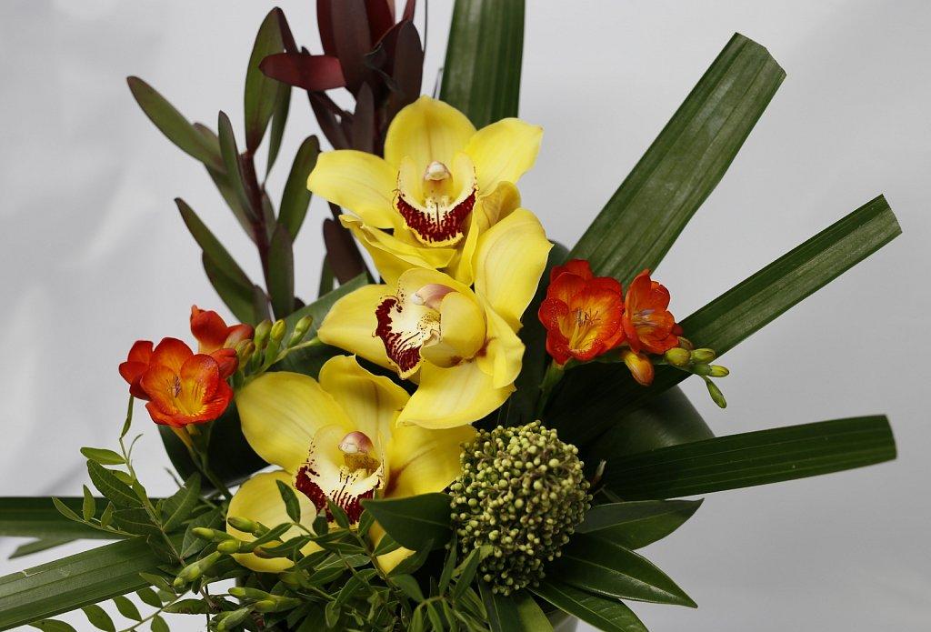6-Aranjament-cu-orhidee-cymbidium-frezie-si-leucadendron-schimia3.jpg